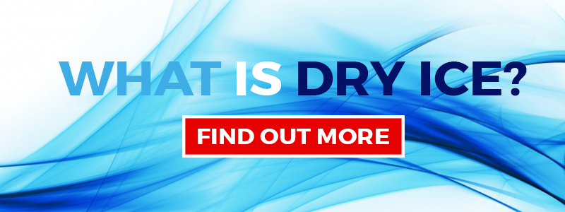 What is dry ice?